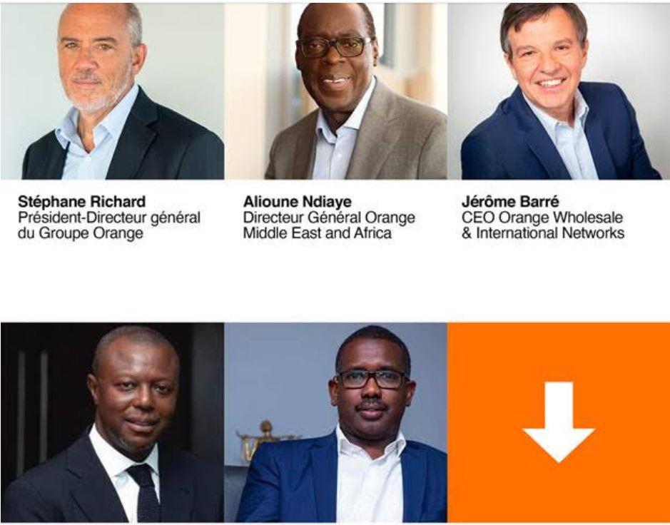 1er réseau de fibres optiques Pan-africain : ''Djoliba'' interconnecte huit pays africains