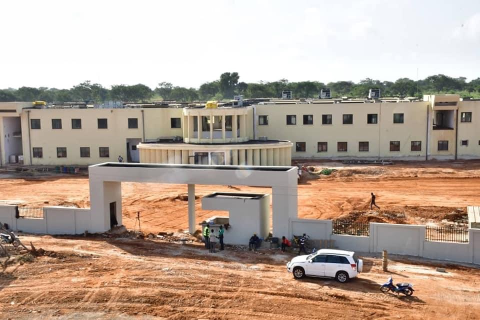 SÉDHIOU : Les travaux de l'hôpital régional livrés en fin d'année.