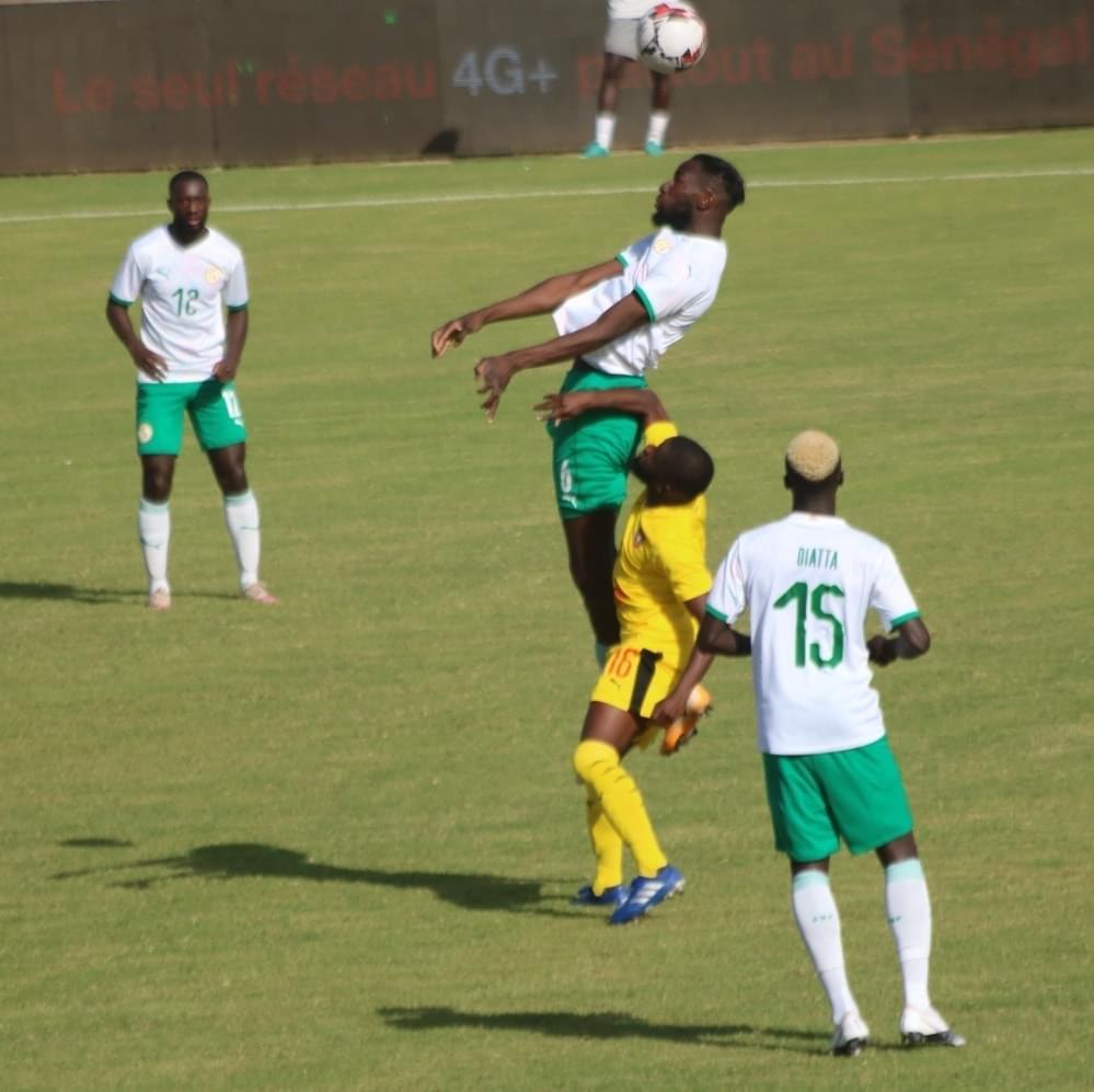 Équipe nationale : Aliou Cissé déjoue tous les pronostics et aligne Salif Sané au milieu.