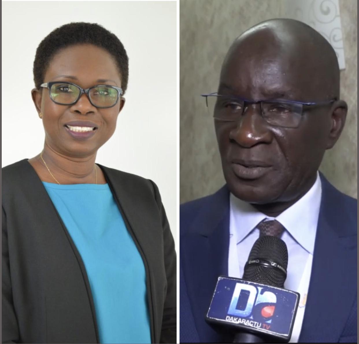 SAR : Serigne Mboup quitte, Mme Mariême Ndoye Decraene prend les commandes de la boîte.