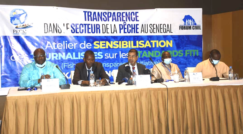 Pêche : En retardant la finalisation de son adhésion à l'initiative FITI, le Sénégal refuse-t-il la transparence ?