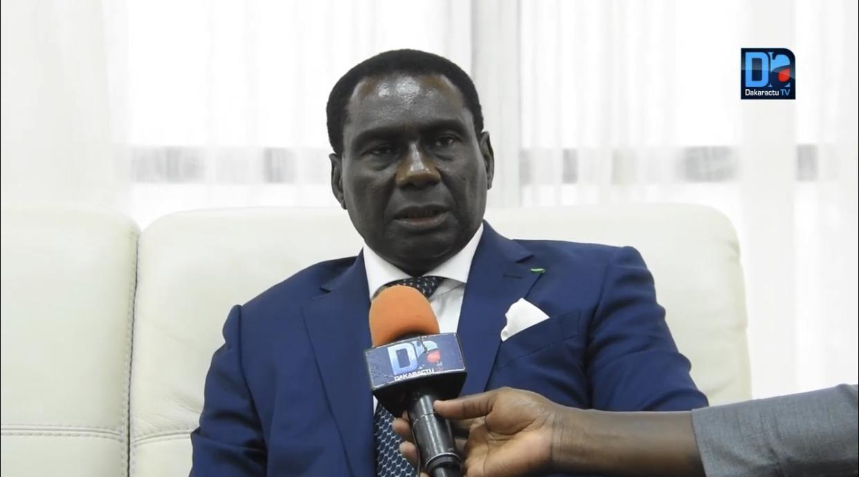Nommé envoyé spécial : Cheikh Kanté conserve toutes ses attributions et se renforce à l'international