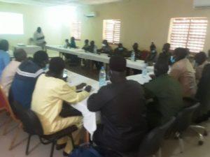 Médina Yoro Foula : Une solution contre les feux de brousse adoptée par le comité départemental de développement (CDD).