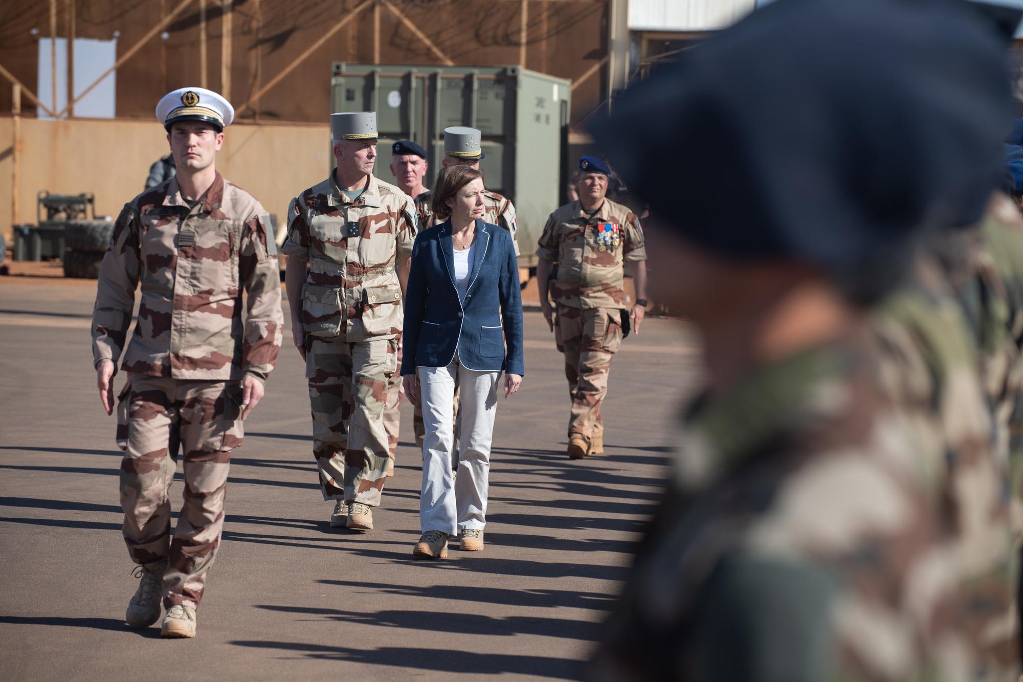 Mali : La France revendique la mort d'un haut responsable jihadiste.