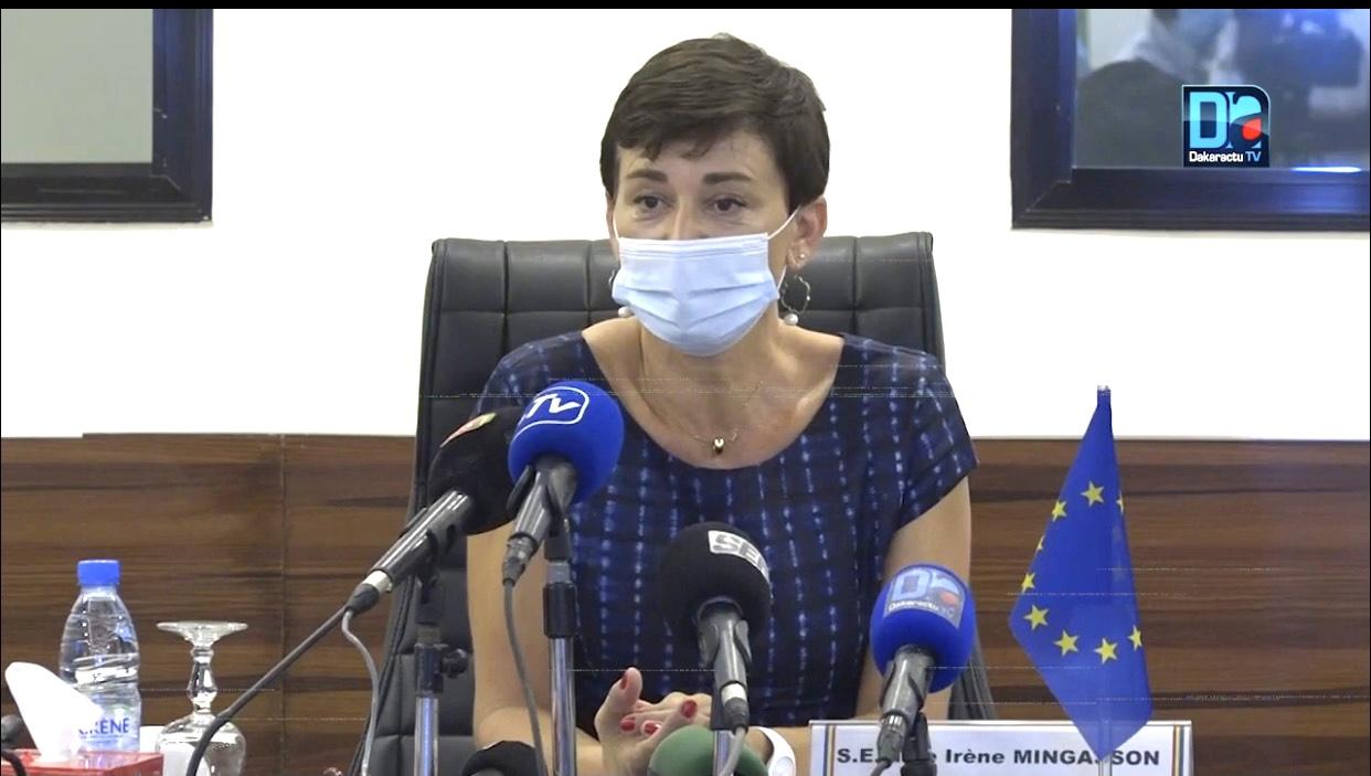 Financé par l'Union européenne : La face cachée du programme de modernisation de l'état civil au Sénégal.