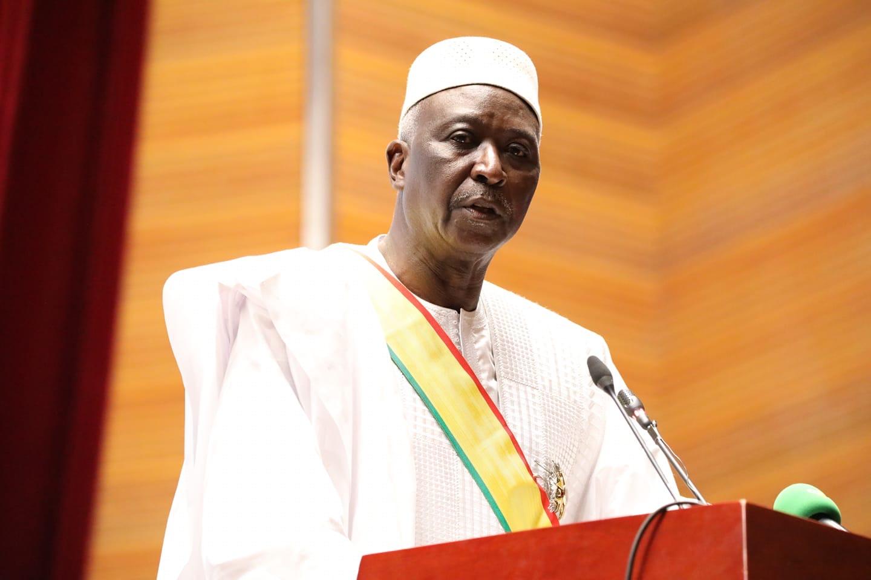 Visite : Le Président de la Transition du Mali Bah N'Daw au Sénégal, les 14 et 15 Novembre