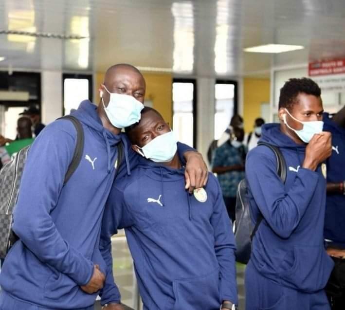 Match retour Guinée Bissau - Sénégal : Les Lions ont débarqué chez les Djurtus, ce samedi (Photos)