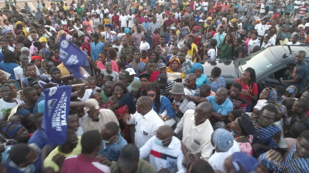 Abdoulaye Baldé, Pdt de l'UCS : «Le président m'a dit qu'il y aura d'autres pontes qui vont rejoindre la majorité»