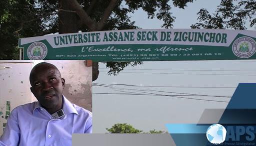 Université de Ziguinchor : Les graves accusations du SAES envers le nouveau Recteur, Mamadou Badji.