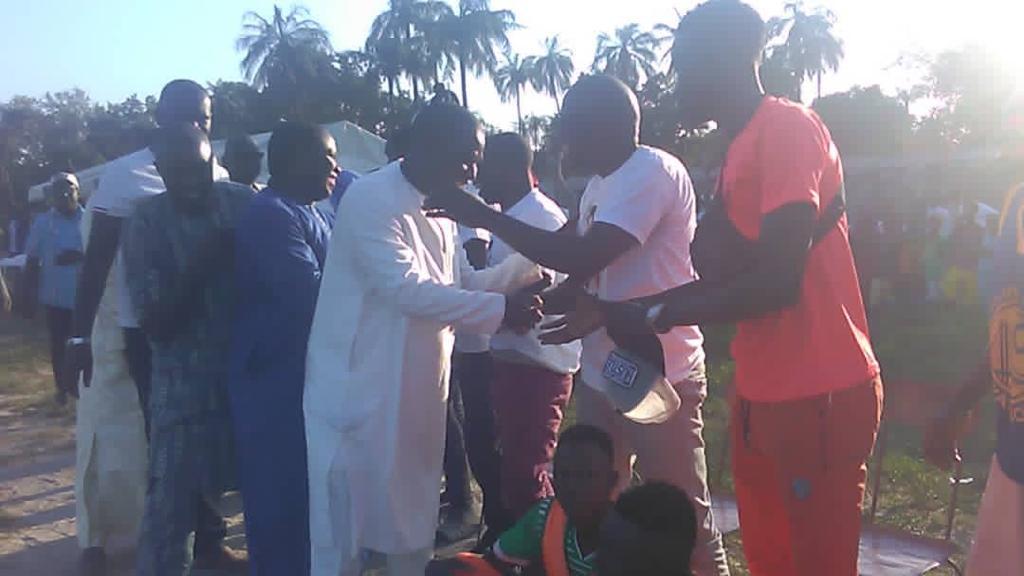 Match Guinée Bissau / Sénégal : Les communes de Cambadjou et Salikégné vivent parfaitement l'intégration sous régionale.