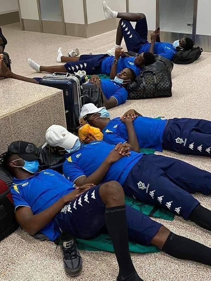 Blocage de la délégation Gabonaise à l'aéroport : Le Ministère des sports Gambien dément et parle de manipulation.