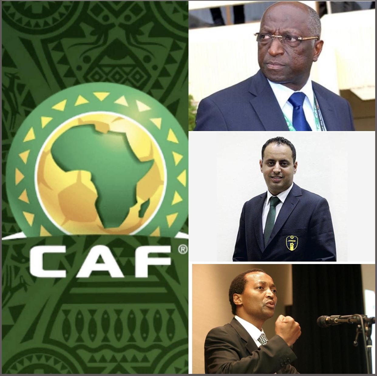 Présidence de la CAF : Qui sont les autres prétendants au fauteuil continental ?