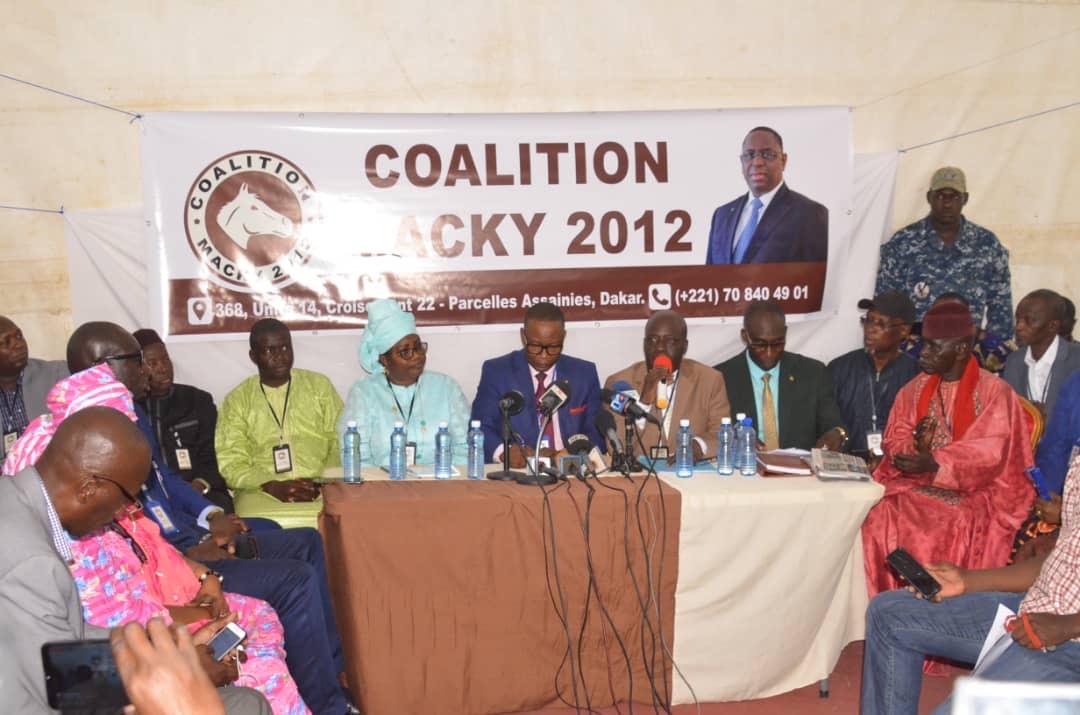 Macky 2012 : L'intérim de Me Moussa Diop assuré par Fatoumata Diouf