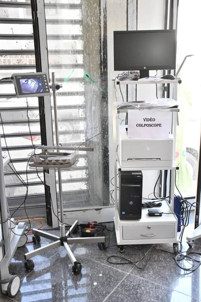 Sénégal / Lutte contre la Covid-19 : Cinquante appareils d'endoscopie réceptionnés.