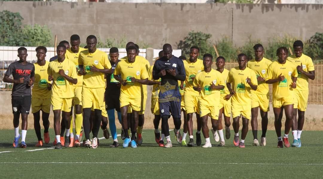 Coupe CAF / Mission de prospection : Teungueth FC prend les devants avant le choc contre GAF.