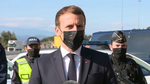Macron sur le terrorisme islamiste : « Je ne céderai rien à ces gens-là… »