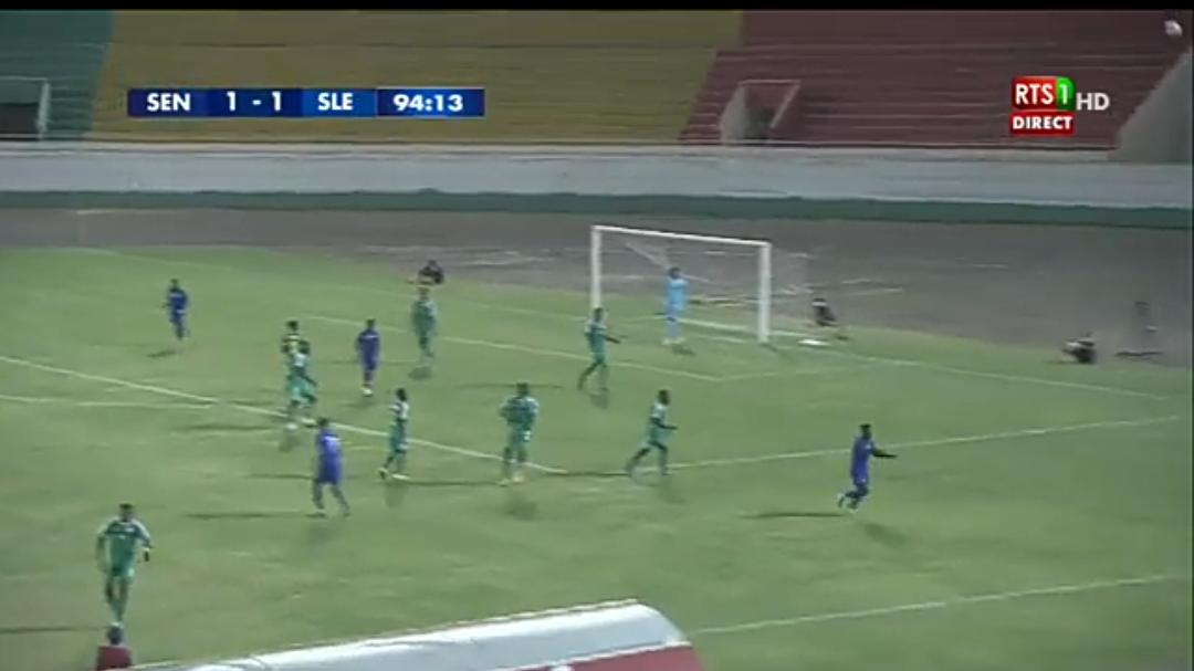 Tournoi UFOA / Qualification CAN U20 : Les Lionceaux tenus en échec par la Sierra Leone 1-1