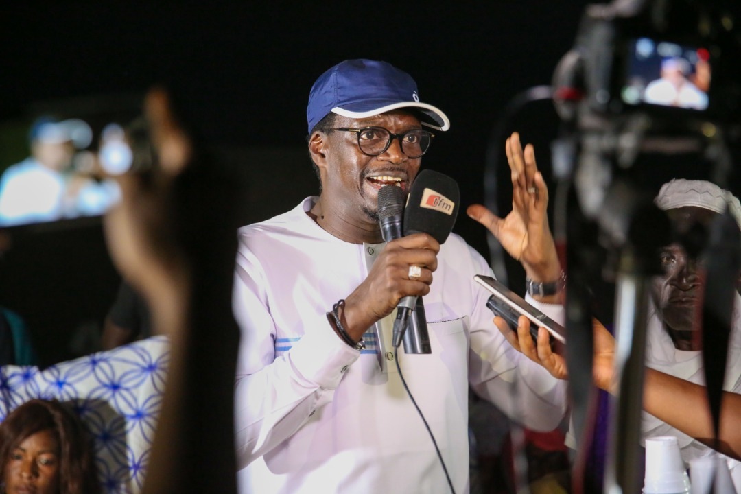 Forum des quartiers à Tambacounda : Mamadou Kassé à l'écoute des tambacoundois