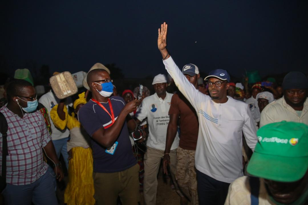En images : Etapes 3 et 4 du Forum des quartiers de Tambacounda initié par Mamadou KASSE, DG SICAP SA