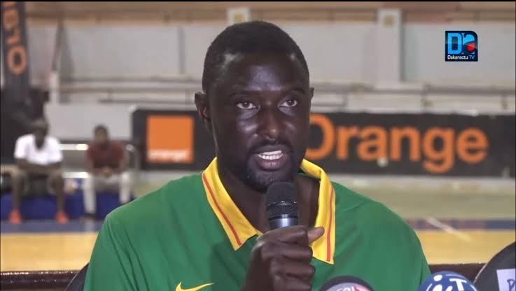 Boniface Ndong (Entraîneur équipe nationale basket) : « On a essayé de réviser un peu les systèmes de jeu »