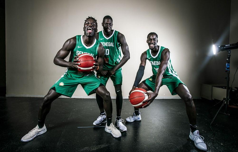 Éliminatoires Afrobasket 2021 / Tournoi Kigali : Les Lions ont fait le show devant l'objectif (Photos)