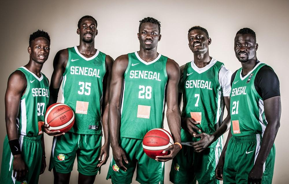 Équipe nationale basket : Première sortie de Boniface Ndong avec les Lions, cet après-midi, face au Kenya (15h00)