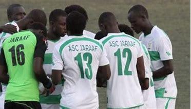 Préliminaires Coupe CAF : Les verts et blancs du Jaraaf gagnent et se rassurent avant la manche retour