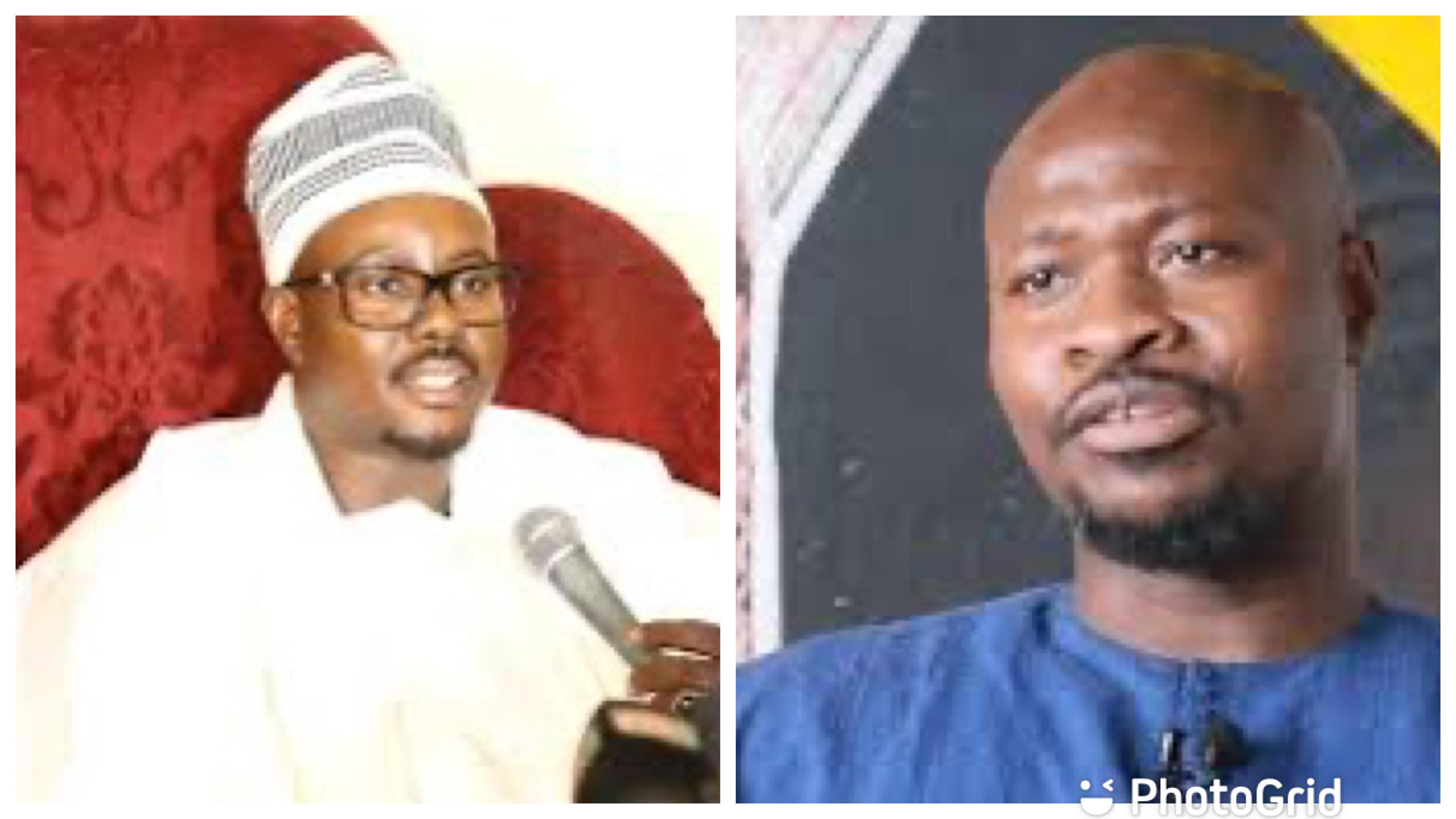 """GUY MARIUS SAGNA : """"Je serai heureux de rencontrer Serigne Bassirou Mbacké Abdou Khadre"""""""