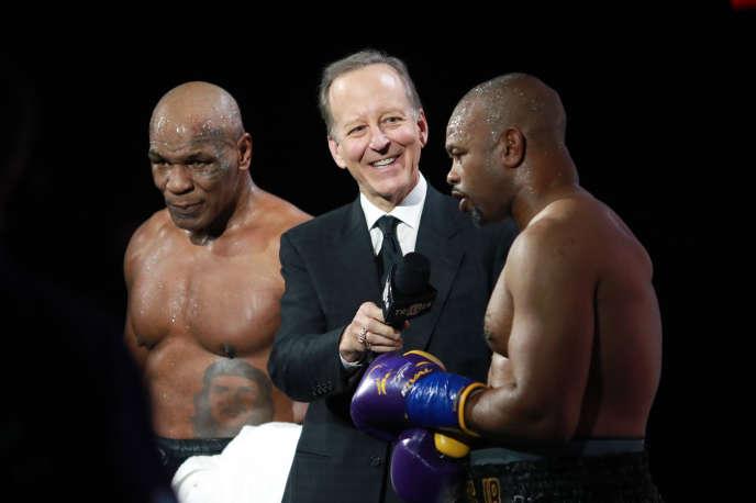 Boxe : Malgré le nul, Mike Tyson réussit son come-back à 54 ans contre Roy Jones Jr.
