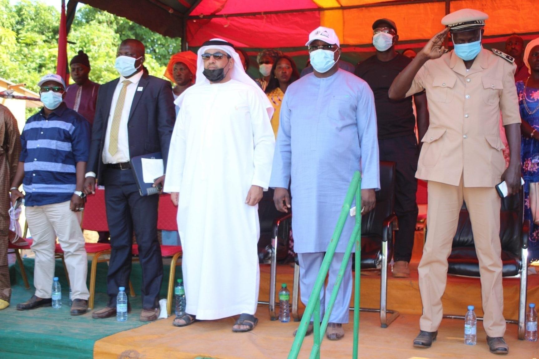 COOPÉRATION ENTRE ZIGUINCHOR ET LES ÉMIRATS ARABES UNIS : Abdoulaye Baldé appelle les investisseurs Emirati à investir en Casamance.