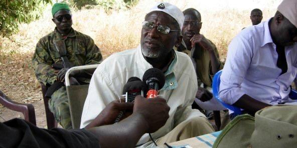 ENTRETIEN : Salif Sadio reprend la parole, met en garde le président gambien, Adama Barrow et campe sur sa position...