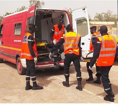 TOUBA - Deux femmes heurtées par une 406... L'une d'elles meurt sur le coup.