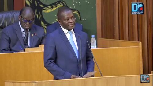 Ministère du Tourisme et des Transports Aériens : Le projet de budget arrêté à plus de 35 milliards de francs.