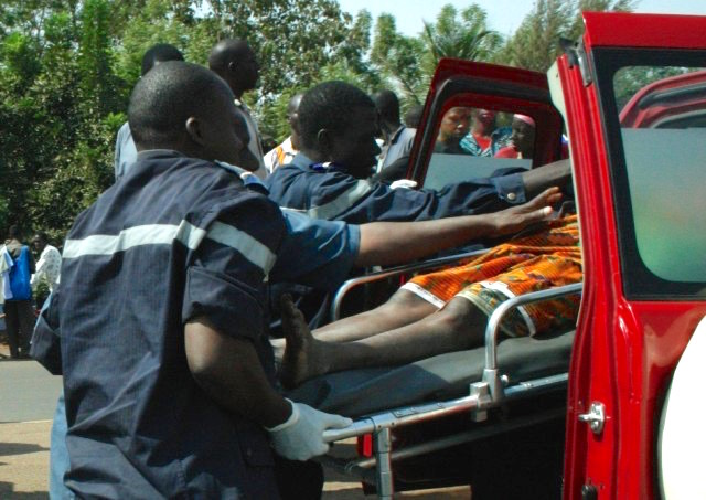 Mboro (Tivaouane) : Un camion heurte de plein fouet une femme qui portait au dos son bébé...