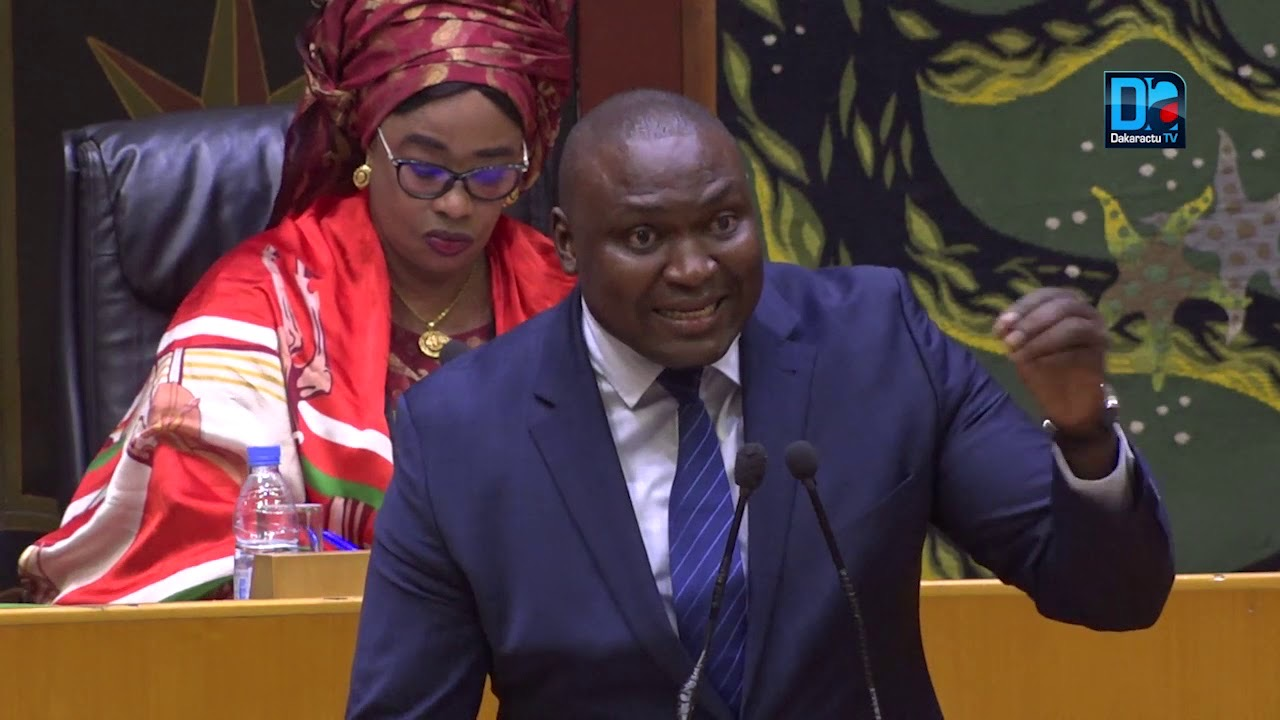 Assemblée nationale : Toussaint Manga réclame le vote du projet de loi portant statut du personnel de l'Administration pénitentiaire.