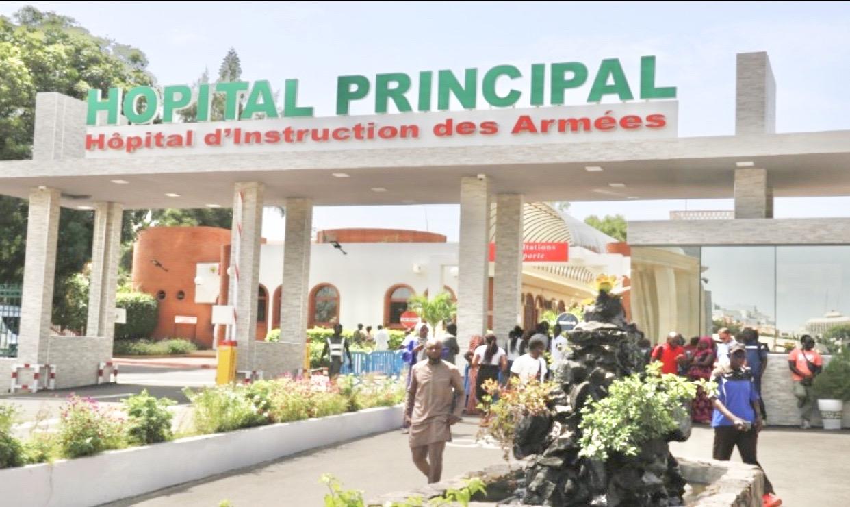 Projet de budget 2021 - Ministère des Forces armées : La création de la polyclinique de l'hôpital Principal de Dakar prévue.