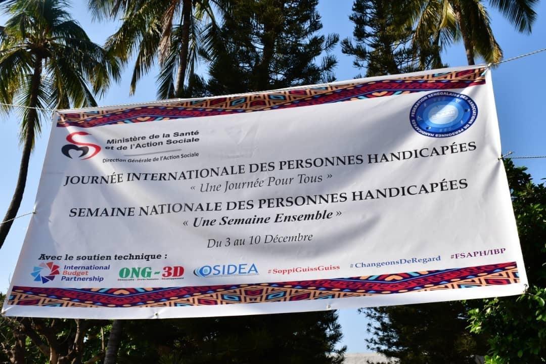 Journée Mondiale des personnes en situation de handicap : Une lutte pour l'aide aux personnes à mobilité réduite.