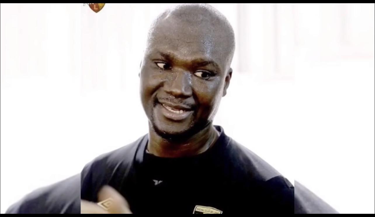 Pape Bouba Diop et le ''but céleste''…