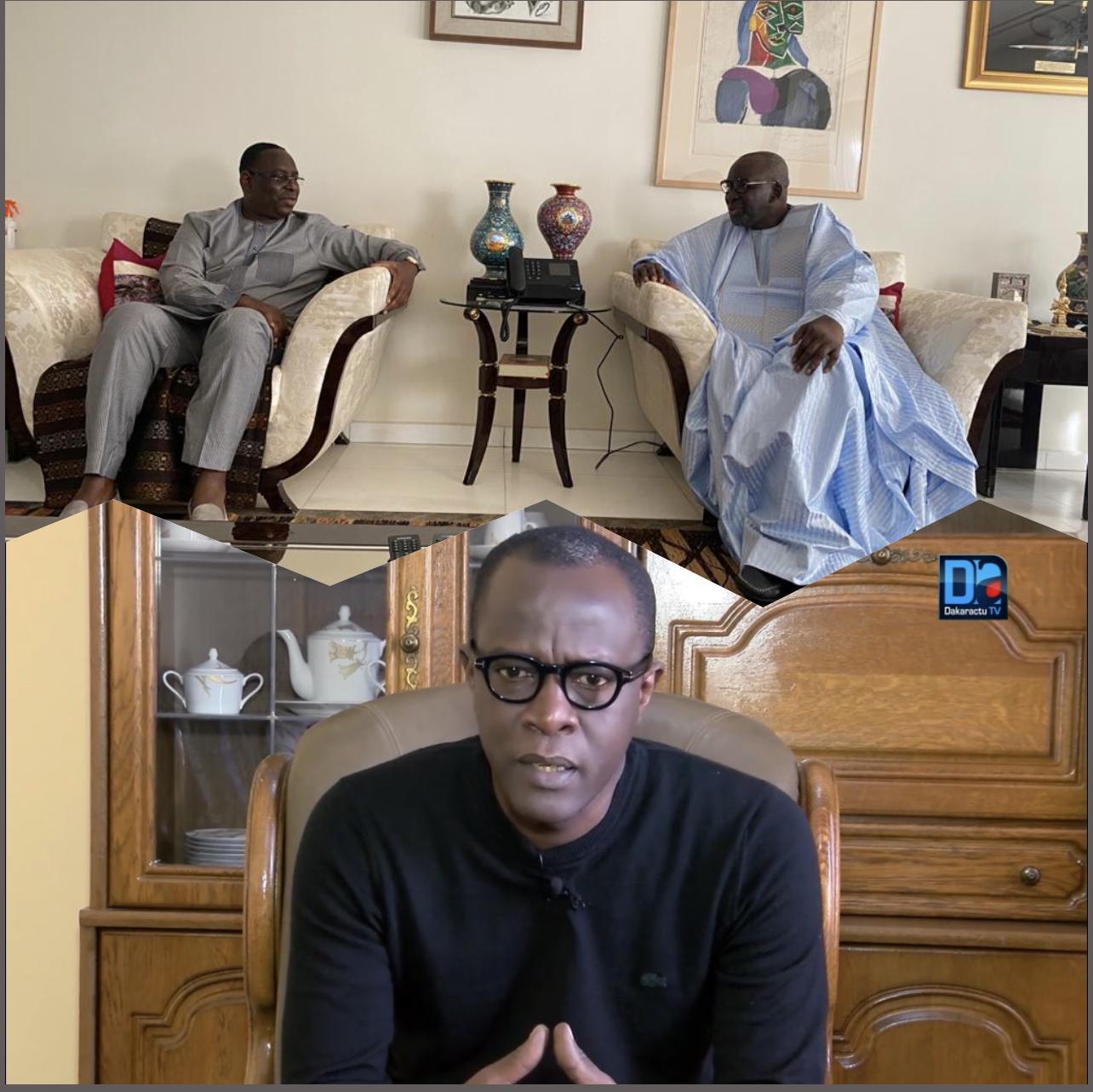 Après leur terrible confrontation : Moustapha Cissé fait la paix avec Yakham Mbaye et retrouve Macky Sall.