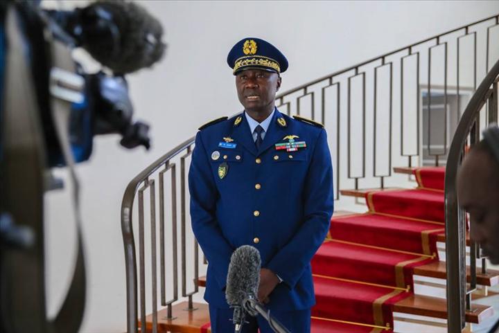 Armée aérienne sénégalaise : Le Général Birame Diop promu. (DÉCRET)