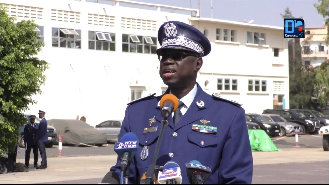 Armée Sénégalaise : Jean Baptiste Tine promu Général de Corps d'Armée (DÉCRET)