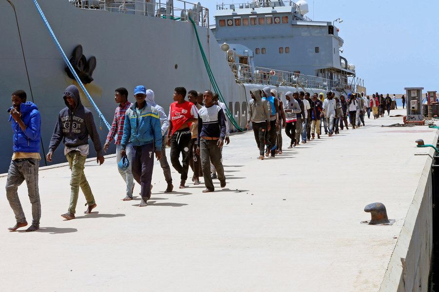 Mauritanie : 30 migrants sénégalais arrêtés par la gendarmerie.