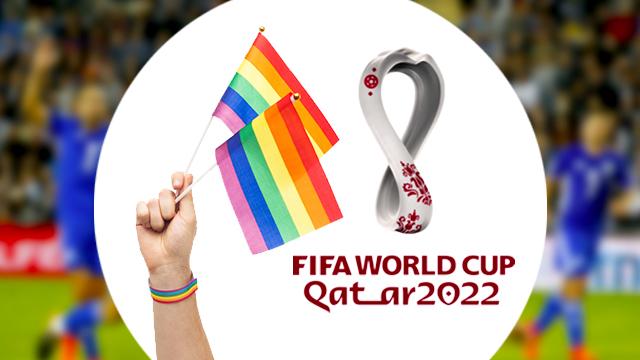 Coupe du monde football 2022 : Le Qatar autorise les drapeaux LGBTQ+.