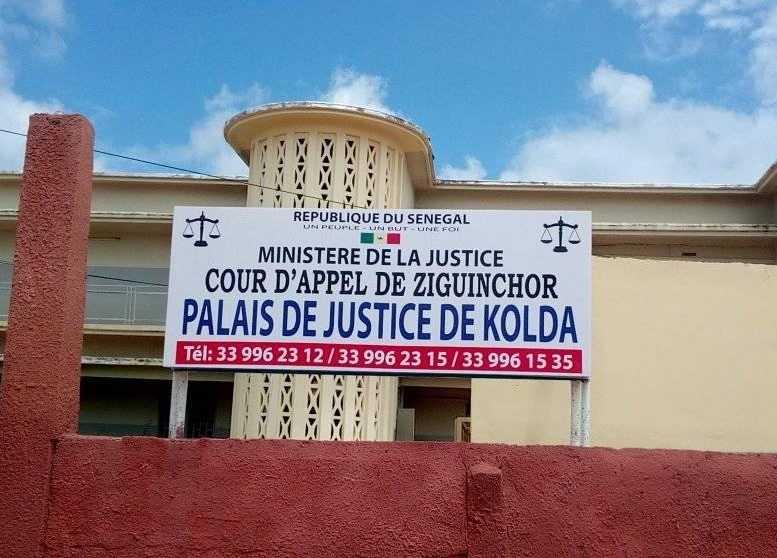 Diffamation, accusation gratuite, outrage : L'accusé Mouhamadou Hady Mballo condamné à trois mois de prison avec sursis.