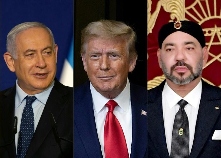 Trump annonce la normalisation des relations Maroc-Israël, Rabat confirme...