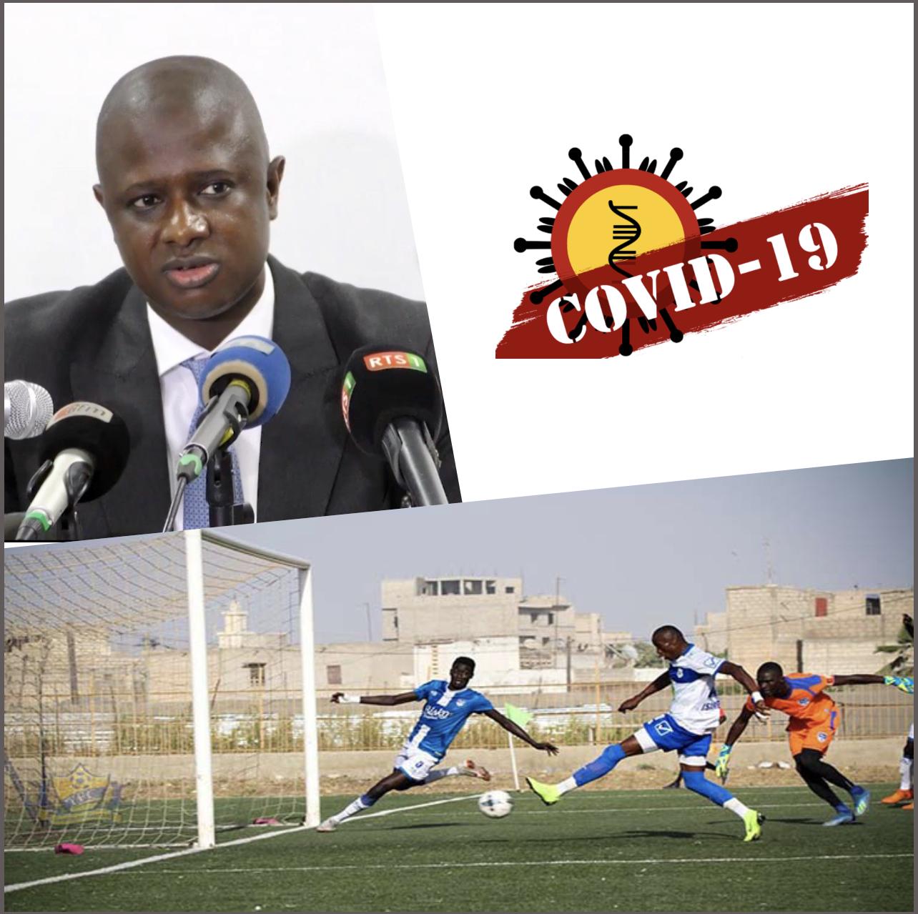 Interdiction des rassemblements sur les terrains de sport : Cet arrêté du ministère de l'intérieur qui menace la survie du football sénégalais.