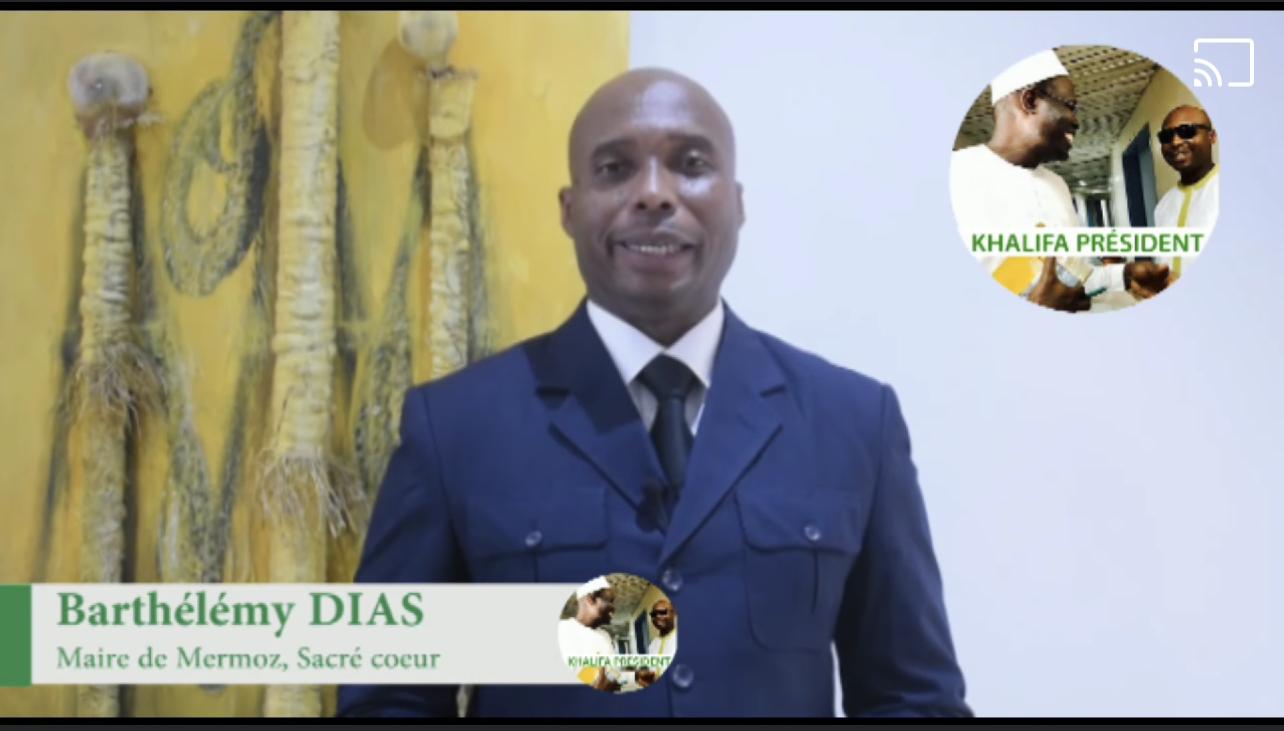 Barth Dias tape fort : « Macky veut utiliser les 50 milliards du budget de Dakar pour… Il est soit pas intelligent ou manque de culture politique… cette humiliation a trop duré »