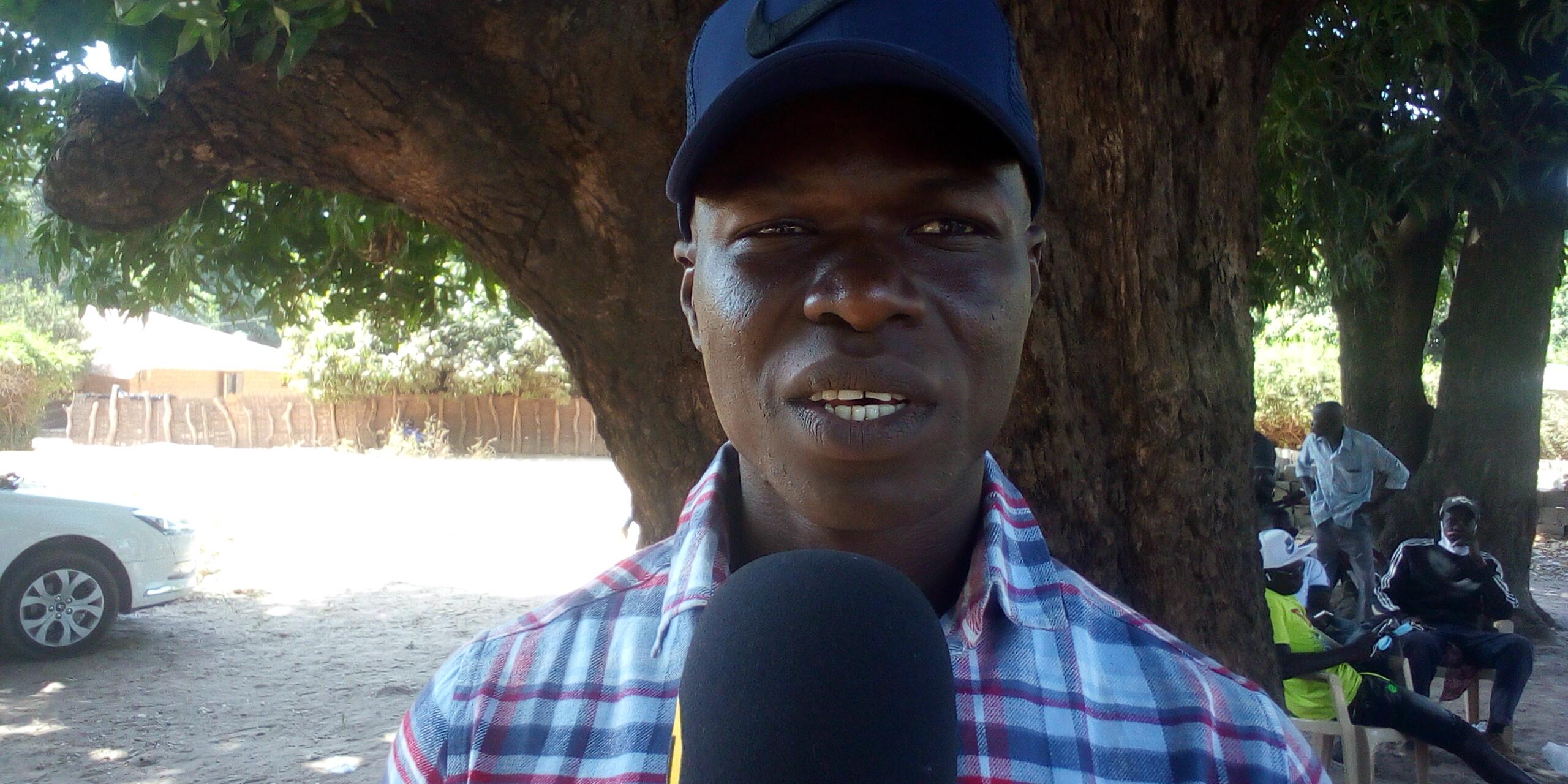 Amadou Sow Badji, coordonnateur de l'association casamançaise des brigades de la nature de Diacounda (Bounkiling) : « Reboiser c'est construire des vies.»
