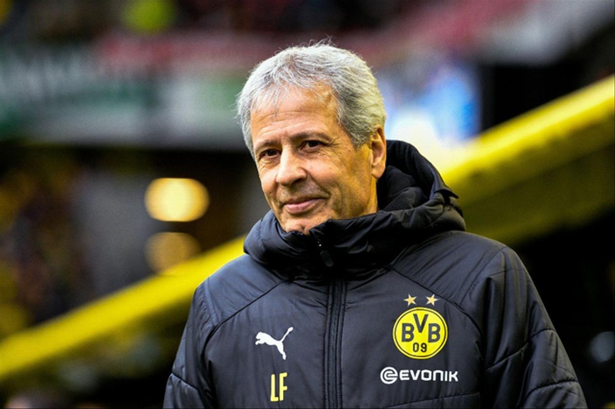 Borussia Dortmund : Lucien Favre limogé.
