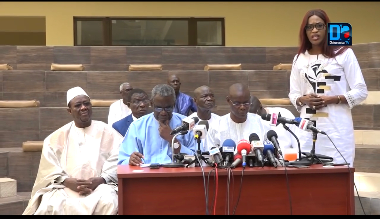 COVID-19 : Le SEN exhorte les Sénégalais à faire preuve de responsabilité en respectant les gestes barrières ainsi que toutes les mesures prises par le Gouvernement.